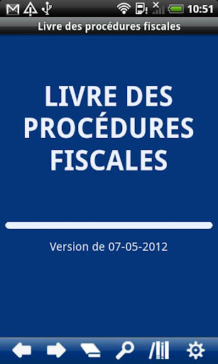 French Book of Tax Procedures