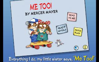 Screenshot of Me Too! - Little Critter
