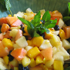 Mediterranean Fruit Salad