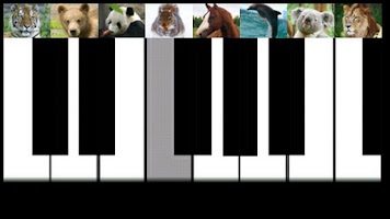 Screenshot of Baby Animal Piano Free