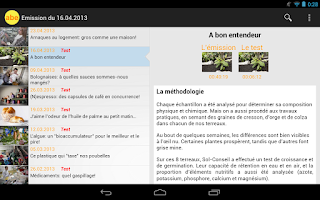 Screenshot of ABE (RTS) pour Android