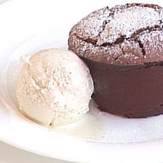 Hot Chocolate Fondant