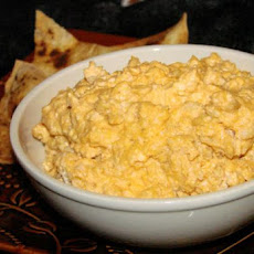 Bea's Buffalo Chicken & Blue Cheese Dip