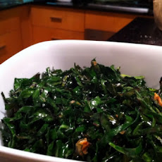 Brazilian Collard Greens