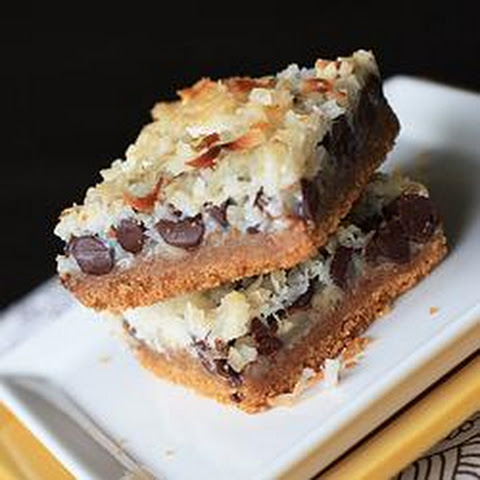Magic Cookie Bars II