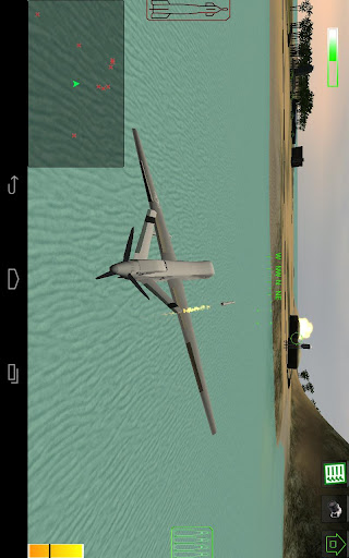 Drone Stealth Fighter 3D - screenshot