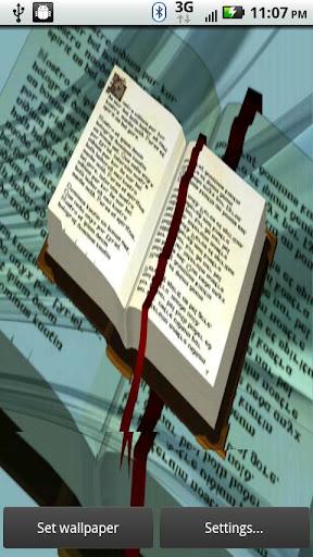 Bible Scripture Live Wallpaper