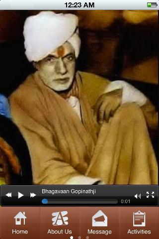 Bhagavaan Gopinathji