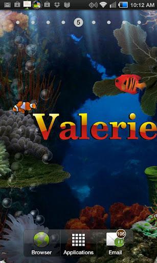 Valerie doo-dad