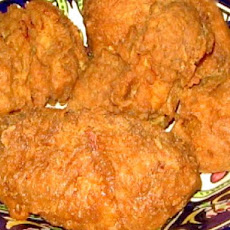 Popeye's Spicy Fried Chicken (Copycat)