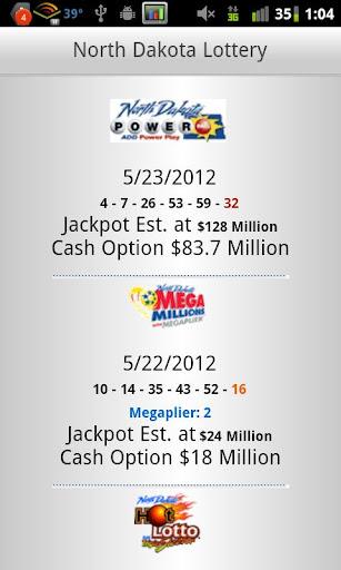 ND Lottery