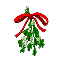 Kiss Me Mistletoe icon