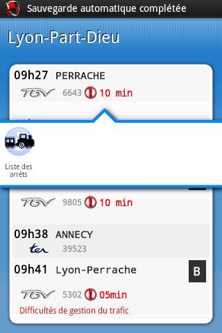 【免費生活App】Horaires TER SNCF-APP點子