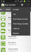 Screenshot of Moja Gazetka