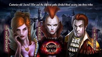 Screenshot of Vampire War