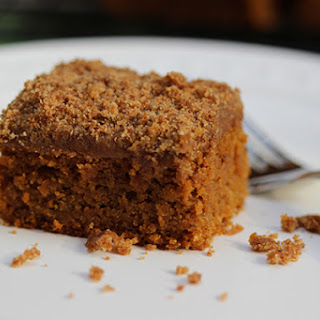 Clean Eating Pumpkin Streusel Bars