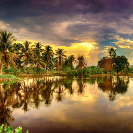 Randik by Mursyid Alfa - Landscapes Prairies, Meadows & Fields