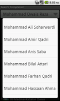 Screenshot of Quran Mp3 Audio Download
