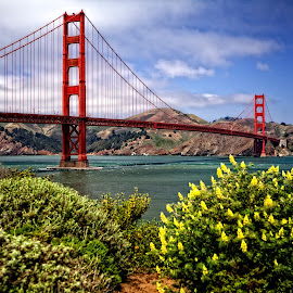 The Golden Gate by Ramiro Carrizales - Buildings & Architecture Public & Historical ( ramiro carrizales, jrc photography, justrealcaptures.com, san francisco )
