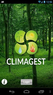 myClimagest - screenshot