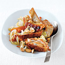 Pot Sticker Pad Thai