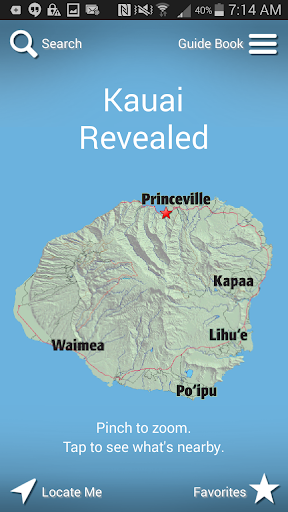 Kauai Revealed 9th Edition - screenshot