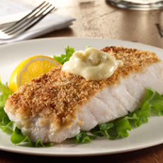 cod with boursin herb baked cod with boursin herb photo by dianne ...