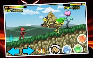Screenshot of Anger of Stick 3