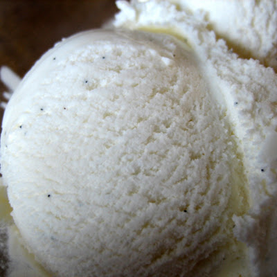 Vanilla Ice Cream, Philadelphia-Style