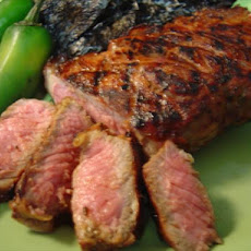 Chile-Bourbon Steak Marinade