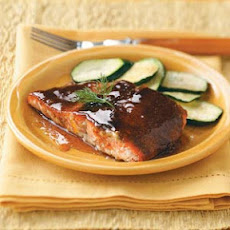 Orange-Glazed Salmon Recipe