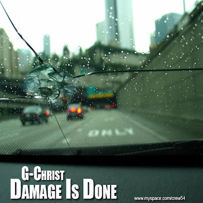 Damage Is Done EP cover