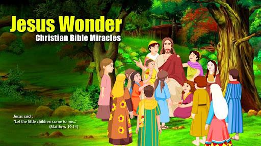 Jesus Wonder Stories