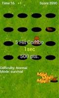 Screenshot of Mole!Mole!!Mole!!!
