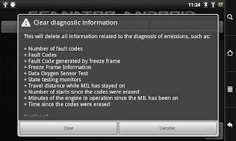 Screenshot of Scanator Android (OB2)