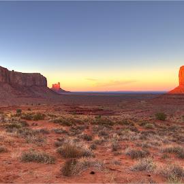 by Dennis Ba - Landscapes Deserts