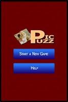 Screenshot of PicPuzz