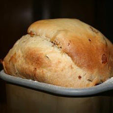 Bread Machine Panettone