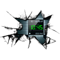 Motherboard. Clock. ★ ☆ icon