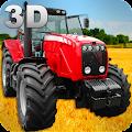 Farm Tractor 3D Simulator APK for Bluestacks
