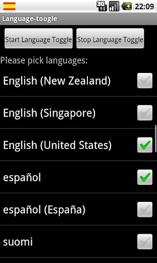 Language Quick Toggle