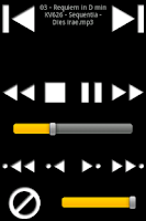 Screenshot of Spooky XBMC