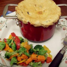 Irish Pork Ciste (Pork & Apple Casserole Pie)