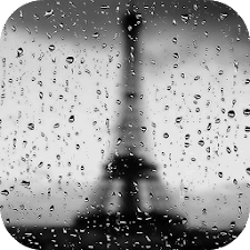 Rain In Paris Live Wallpaper