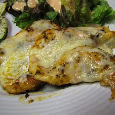 Simple Italian Baked Chicken