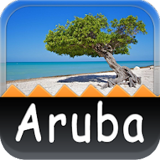 Aruba Offline Map Travel Guide