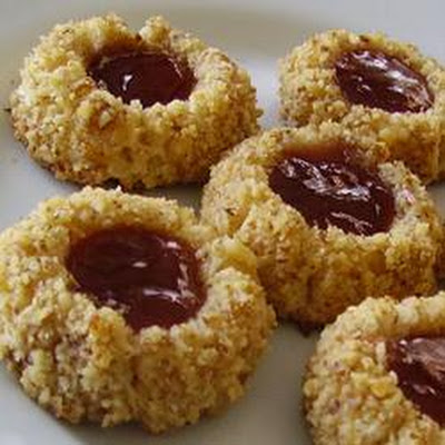 Thumbprint Cookies I