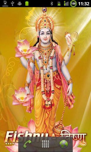Vishnu live wallpaper