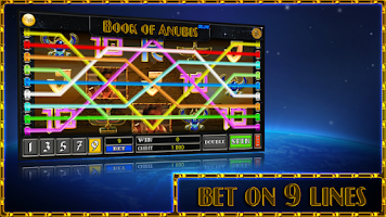 Screenshot of Book of Anubis Deluxe - free