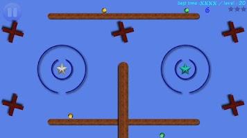 Screenshot of Balls and Rings - time killer